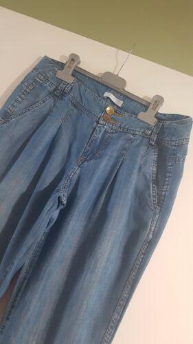Pantalon style jean fluide promod taille 36