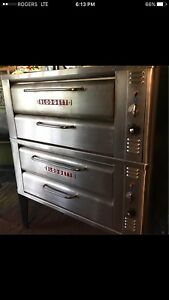 BLODGETT COMPACT PIZZA OVENS