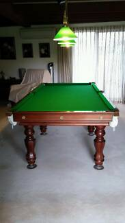 Billiard Table with many accessories Narre Warren Casey Area Preview