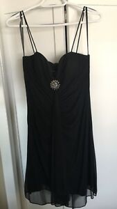 Little black dress. Only worn once! Size Large.