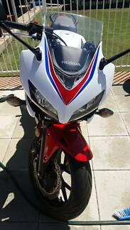 2013 Honda CBR 500R PRICE REDUCED