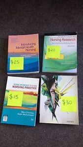 Nursing textbooks Newmarket Brisbane North West Preview