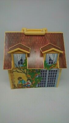Playmobil Carry Along House Only 2005 Geobra