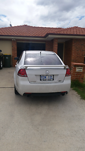 2008 VE SV6  Comodore Dunlop Belconnen Area Preview