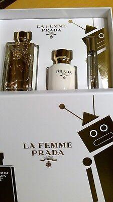PRADA La Femme Parfüm - Geschenkset - DAS Geschenk für die Frau