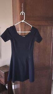 Size XS, black dress 5.00
