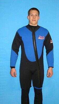 5mm 2 Piece Wetsuit - Wetsuit 5mm Farmer John Wetsuit - 2 Piece  - 9000 - Medium