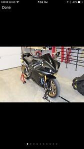 Looking for a Yamaha r6 2007-2009 or Yamaha r1 2009...