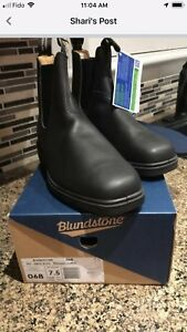 Blundstones BRAND NEW with Tags and Box. Size Aussie 7.5
