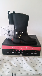 Leather Boots (motorbike riding boots) Frankston North Frankston Area Preview