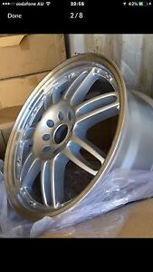 16 X 7 Mags - Rims - Alloy - suit Cortina or Any 4x100mm Or 4x108mm Magill Campbelltown Area Preview