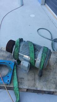 3 phase electric motor Wingfield Port Adelaide Area Preview