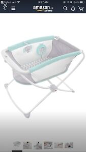 Fisher-Price Deluxe Bassinet (and sheet)