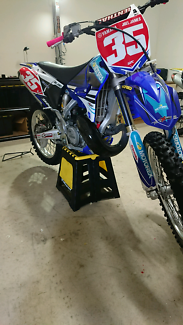 Need gone yamaha yz 250