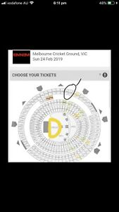 Eminem Rapture Tour- Melbourne