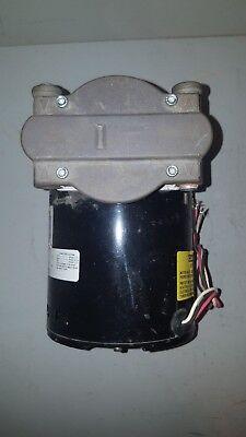 Gast Manufacturing Single Cylinder Air Compressor 45psig 71r146-p003b-d314