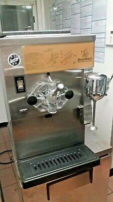 Saniserv Milkshake Machine W Mixer