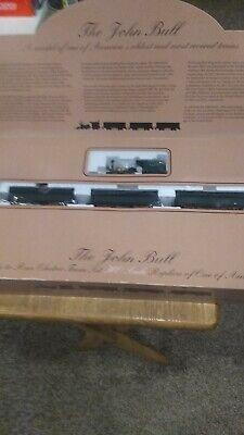 Bachmann HO The John Bull Train Set 00640 NIB Bachman H-O NEW