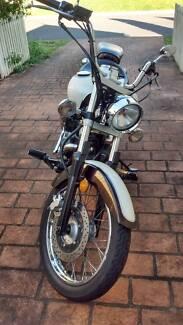 2008 Yamaha V-Star 250