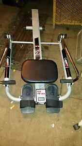 Get ready for summer with this rowing machine. Pakenham Cardinia Area Preview