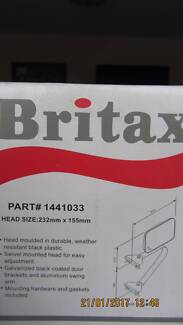 Britax Universal Ute/Truck mirrors-non electric-pair