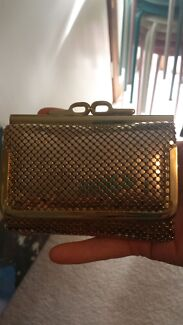 Glomesh gold woman's wallet Ferntree Gully Knox Area Preview