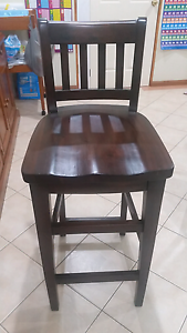 2x Very Large Impressive Bar Stools Cordeaux Heights Wollongong Area Preview
