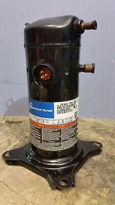 Copeland Scroll Compressor Model Zr16k4-pfv-130 208-230v 1 Phase