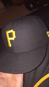 Pittsburg Pirates 59 fifty hat