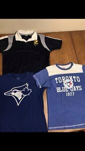 Youth size large & xlarge top lot x 3