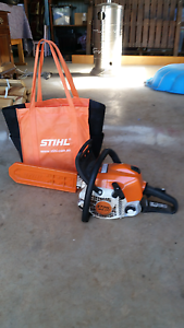 Stihl Chainsaw Gowrie Junction Toowoomba Surrounds Preview