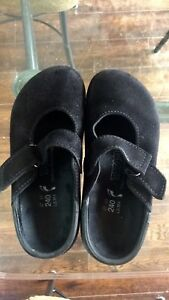 Ladies Black Birkenstock size 6