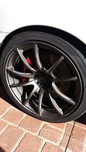 Weds Sports SA-55M 19X9.5 5X114.3 Blacktown Blacktown Area Preview
