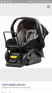 Steelcraft cruiser baby capsule Leschenault Harvey Area Preview
