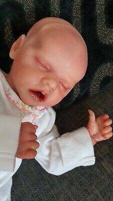 "17"" Realistic Reborn Dolls Lifelike Baby Girl Newborn Doll Child Gifts Toy UK"