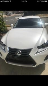 2017 Lexus IS300 AWD!!!!