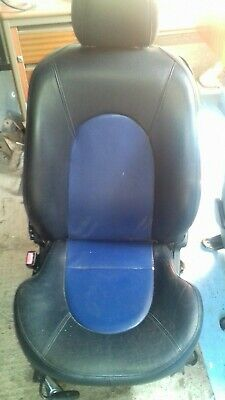 Ford Ka pair  Front Leather Seats 2002-2006