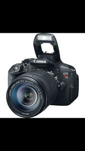 ATTENTION if you bought a Canon Rebel T5i DSLR camera on Kijiji