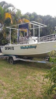 5m stessyl boat for sale