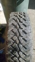 m/t 4x4 tyre/wheel for sale Burnside Melton Area Preview