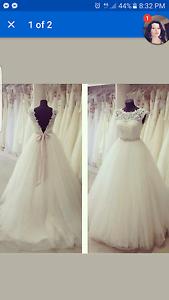 White Wedding Dress Morphett Vale Morphett Vale Area Preview