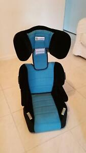 Child car booster seat, hight adjustable, infasecure