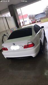 BMW E46 330ci M-TECH 2 PART OUT