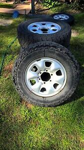 4x4 Tyres for sale 225/75r16 Alexandra Hills Redland Area Preview