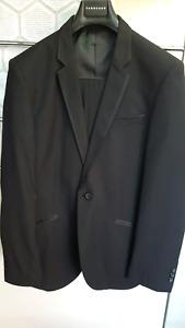 Men's Tarocash Pale Blue Check Shirt Size M Rrp$89.95 Dress Shirts