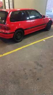 1991 Honda Civic Hatchback Newnham Launceston Area Preview