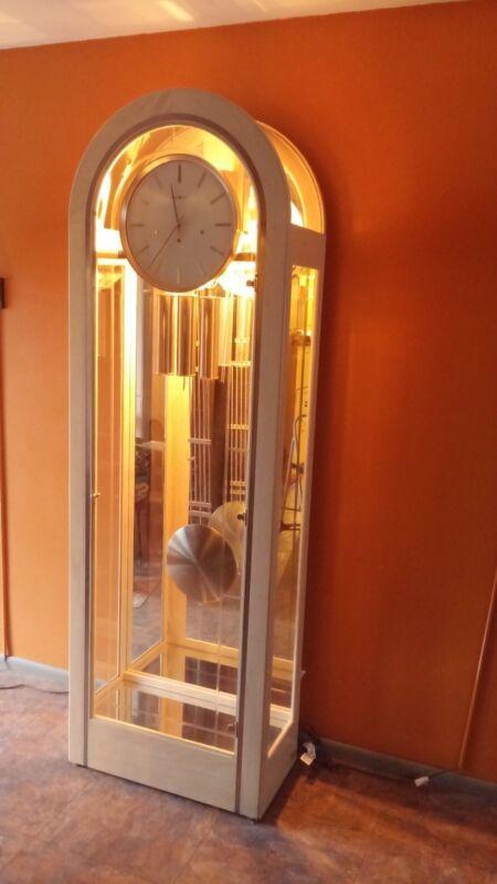 Howard Miller Sandwood Floor Clock Model 610-975