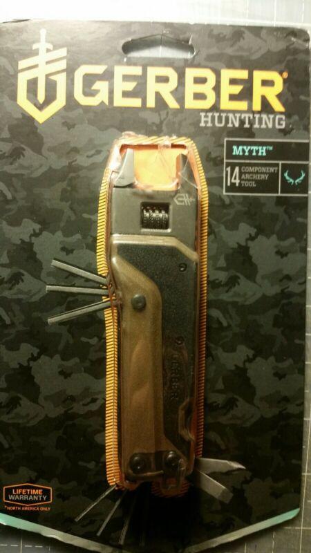 Gerber myth archery Multi-Tool ,14 tool in one