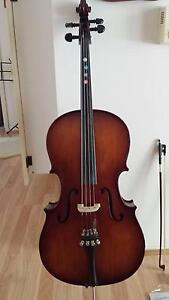 Artiste 1/2 Size CELLO including Extra Strings & Accessories Logan Reserve Logan Area Preview