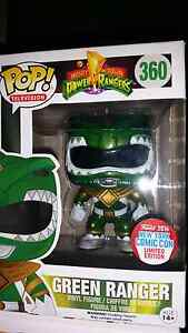 NYCC GREEN RANGER **Limited edition** Bondi Junction Eastern Suburbs Preview